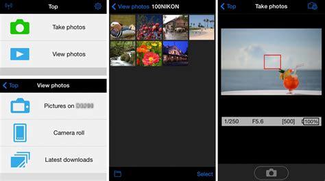 nikon app nikon wireless mobile utility app pictures from