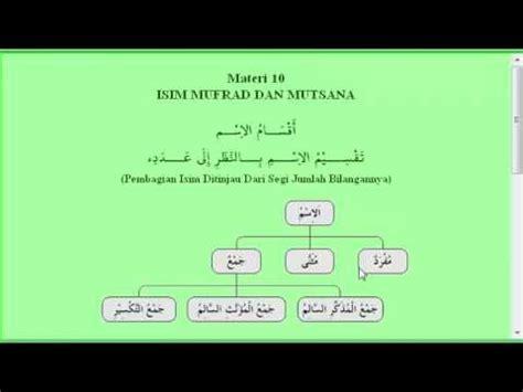 Sepatu Safety Nema materi 10 isim mufrod dan mutsanna belajar bahasa arab nahwu shorof brain aldilas