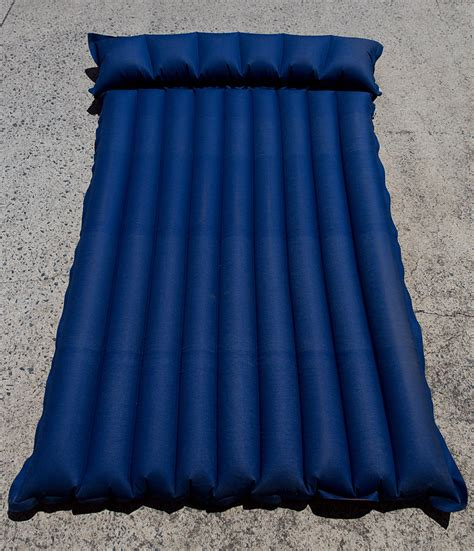 air mattress rubberised cotton air bed cing mat hiking