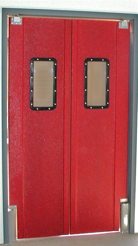 restaurant swinging doors restaurant kitchen traffic doors pro tuff doors