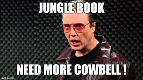 More Cowbell Meme - christopher walken imgflip
