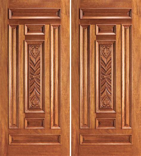 Teak Exterior Doors Teak Wood Panel Door Wooden Doors And Windows N H Wood Works Faridabad Id 11411661497