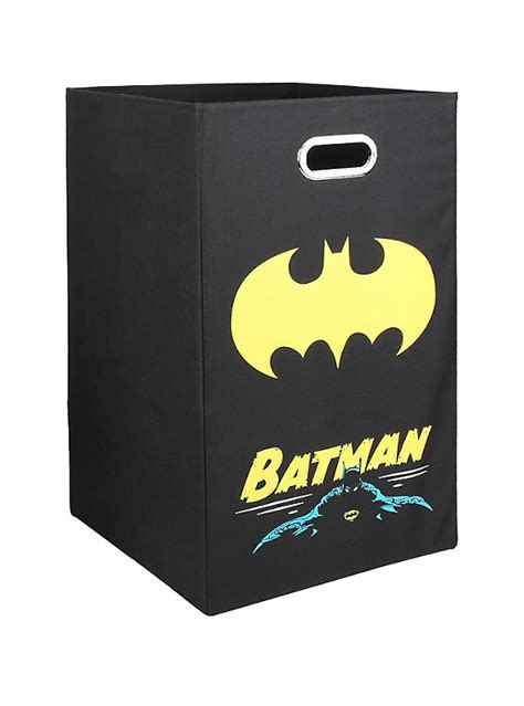 batman laundry dc comics batman folding laundry basket topic