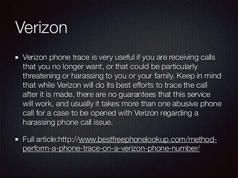 Call Lookup Verizon Phone Number Lookup Verizon At T T Mobile Guide Free