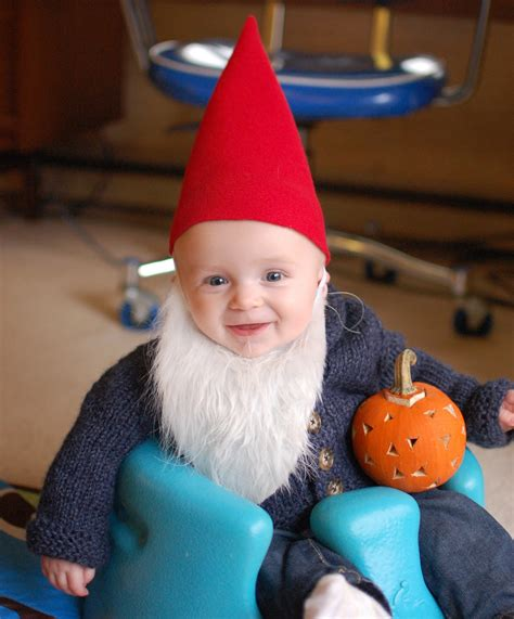 Garden Gnome Baby Costume by Garden Gnome Costumes Costumes Fc