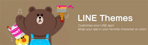 themes line pc line official themes