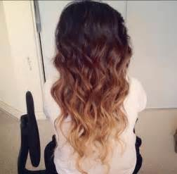hombre color brown to ombre hair colors ideas