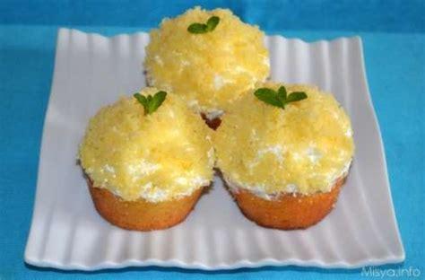 Kamila Misya 187 cupcakes al limone ricetta cupcakes al limone di misya