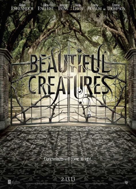 libro a small town in beautiful creatures warner bros movies