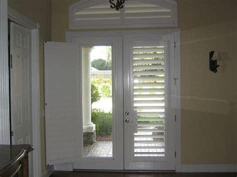 Wooden Blinds For Sliding Glass Doors 17 Best Images About Plantation Shutters On Pinterest
