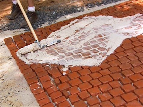 how to install a cobblestone patio how tos diy