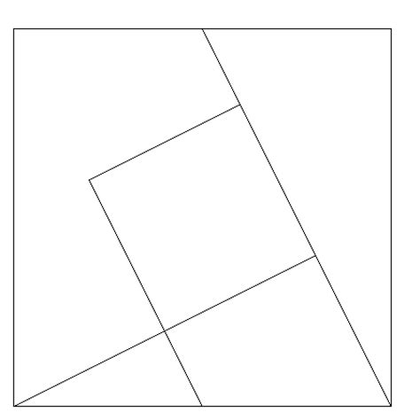 five square imagery 5 piece square to rectangle dissection