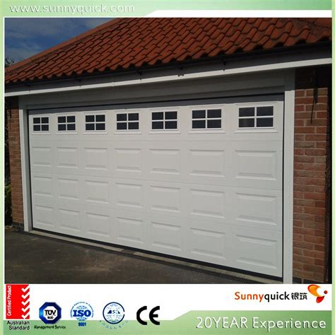 Garage Door Price by Automatic Sectional Garage Door Panel Price Used Garage