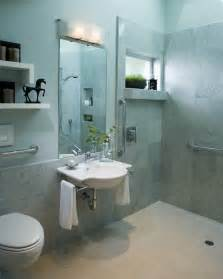 Modern white bathroom with shower modern faucets