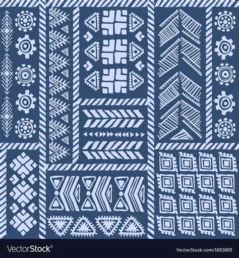 seamless tribal pattern vector free tribal vintage ethnic pattern seamless royalty free vector