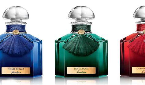 Guerlain 2007 Colour Collection guerlain colour collection flacon quadrilob 233 new fragrances