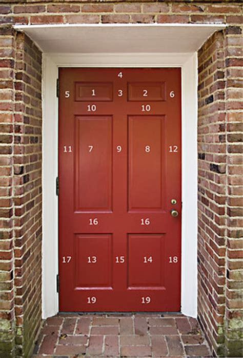 accent door colors the best color for the front door top interior accent colors