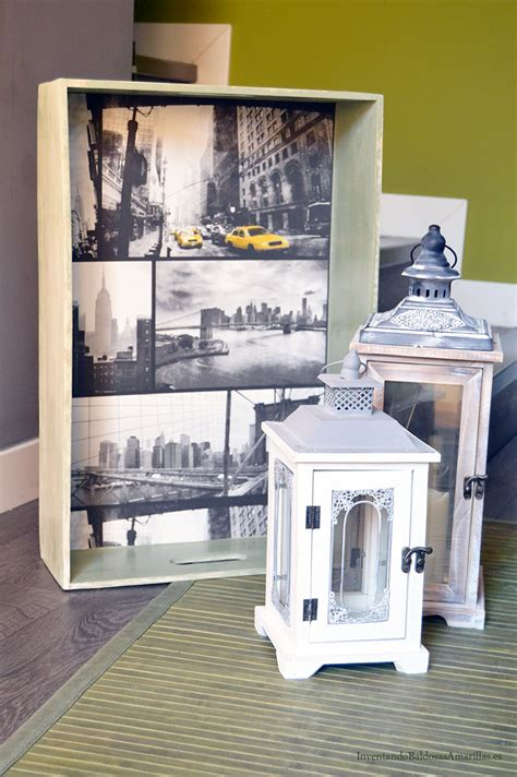 cajon de madera diy caj 243 n de madera toma ideas para decorar tus muebles