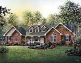 Country Style Ranch House Plans Cape Cod Country Ranch Southern Traditional House Plan