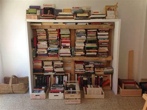 libreria cosiero como hacer libreria de palets estanter 237 as con palets