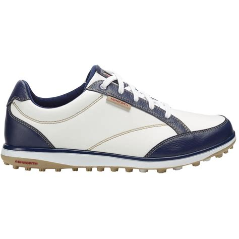 ashworth cardiff adc golf shoes ashworth cardiff womens adc spikeless leather golf