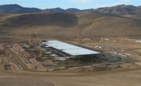 gigafactory could open ahead of schedule in 2016