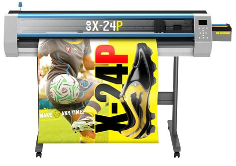 One Graphic 24 go announces printer upgradable to integrated print