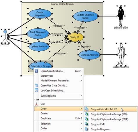 diagram how to use how to duplicate a uml diagram visual paradigm how