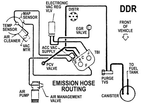 i need a vacuum diagram for an 1989 jeep larado i need a motor diagram for 1988 chevrolet corvette fixya