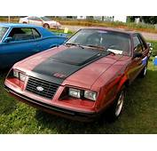 84mustangturbo 1984 Ford Mustang Specs Photos