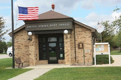 Post Office Hours Wi by Usps