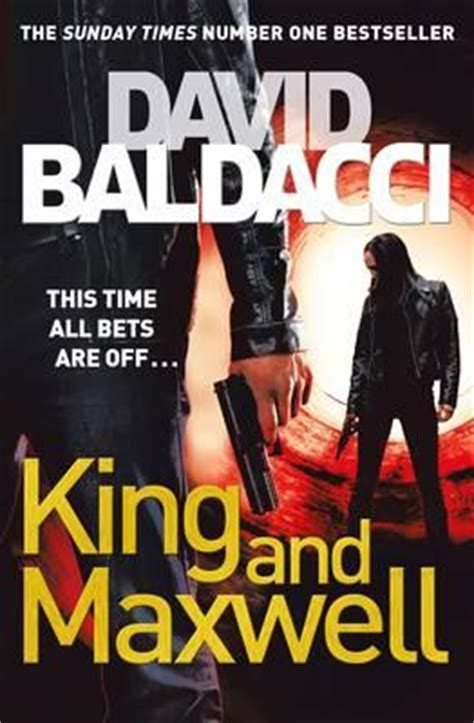 King And Maxwell King Maxwell king and maxwell david baldacci 9781447265054
