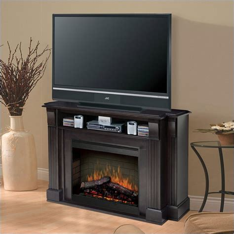 nice fireplaces nice espresso fireplace tv stand 7 electric fireplace
