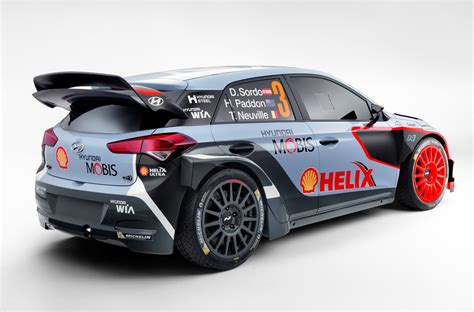 Wrc Auto by Hyundai Unveils New I20 Wrc Car For 2016 Season