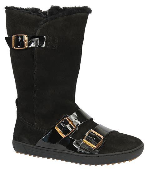birkenstock boots for birkenstock danbury s suede high boot
