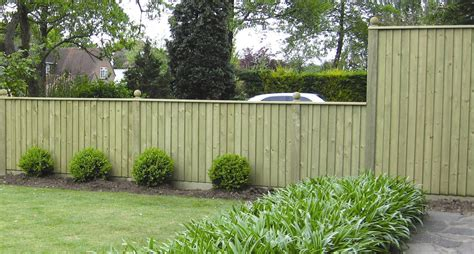 Front Garden Fencing And Ideas Garden Wall Fencing
