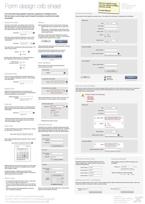 form design standards the 25 best html form design ideas on pinterest