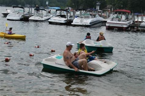 paddle boats for sale in nh complimentary paddle boat picture of the naswa resort