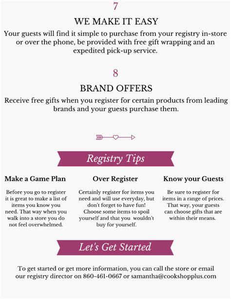 Wedding Gift Registry by Gift Wedding Registry