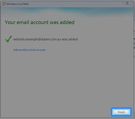 a look at windows live mail 2009 teching it easy with windows