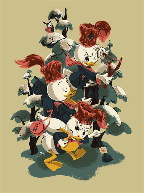 mondo releases ducktales posters