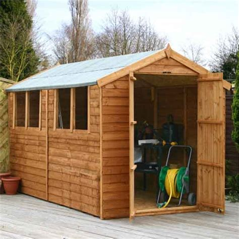 Garden Sheds 10 X 6 Great Value Sheds Summerhouses Log Cabins Playhouses