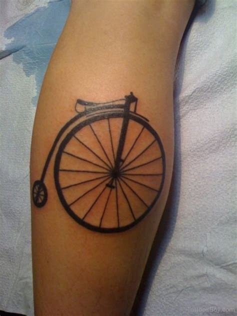 bicycle tattoos design bicycle tattoos designs pictures page 4