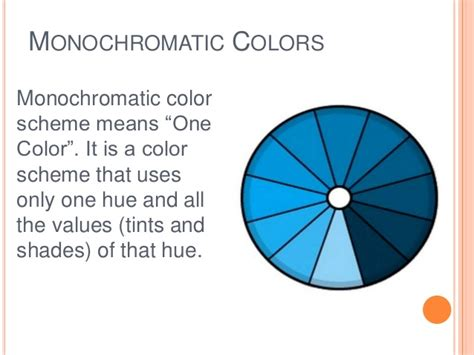monochromatic color definition monochromatic color scheme definition 28 images