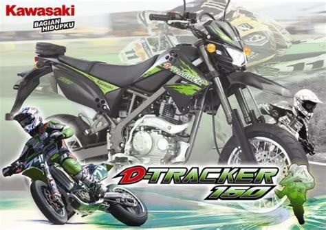 Shock Kawasaki D Tracker Oooo Ini Toh Yang Menyebabkan Kawasaki D Tracker Lebih