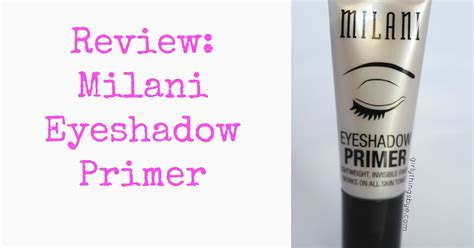 Eyeshadow Wardah Seri H Review review milani eyeshadow primer girlythingsby e chit chat