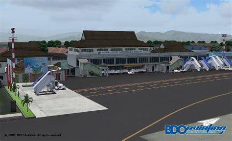 Juanda Scenery Fsx bdo aviation all sceneries asia scenery pack fs2004