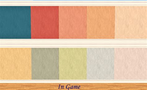 mod the sims valspar signature colors eddie bauer lakeside collection by simpleton