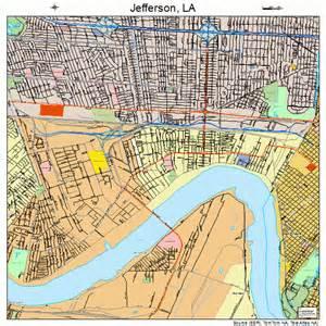 jefferson louisiana map 2238145