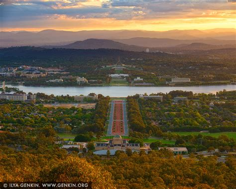 Best Home Design App Ipad canberra at sunset from mount ainslie canberra act